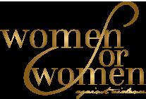 Women for women Against violence